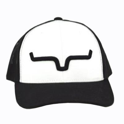 Men's Weekly Trucker Cap - Reverse Black