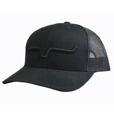 Men's Weekly Trucker Cap - Black