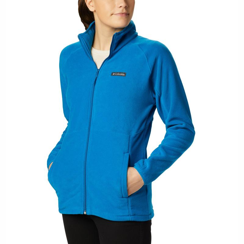 Women's Basin Trail Fleece Full Zip Top