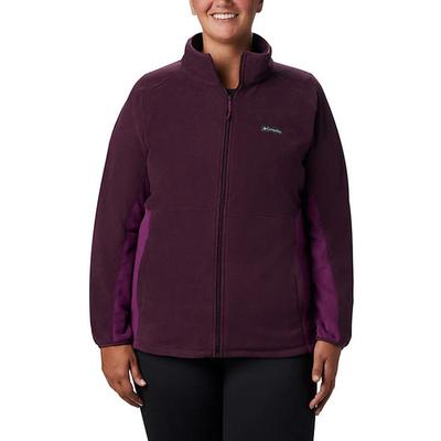 Women's Basin Trail Fleece Full Zip Jacket - Plus