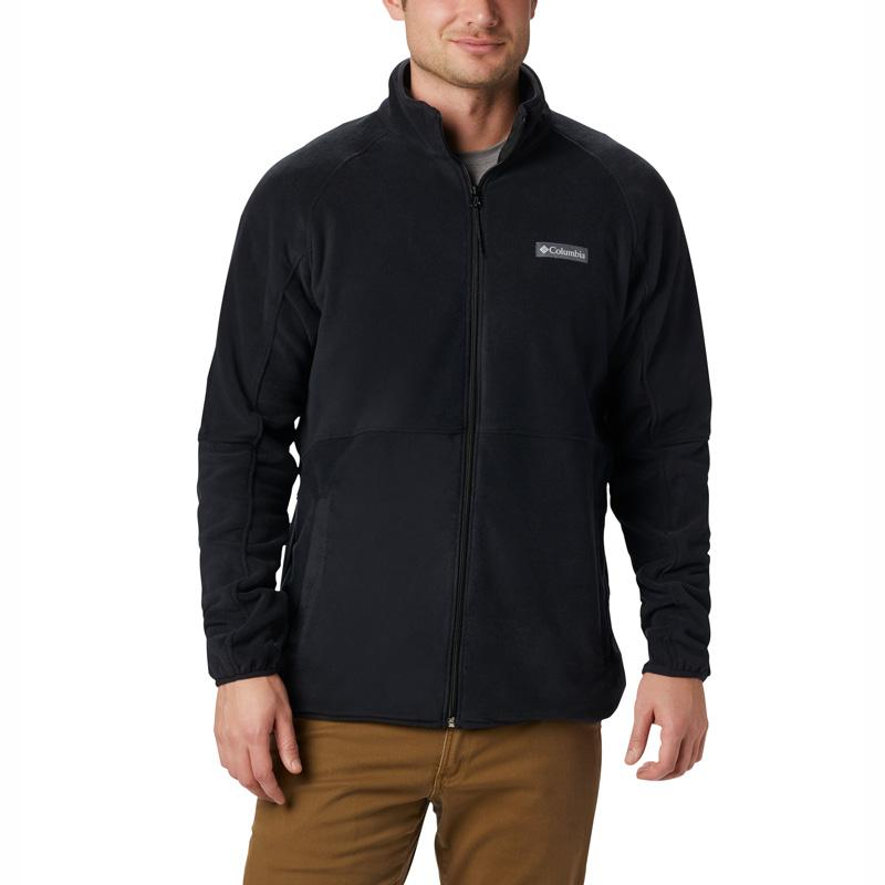 Men's Basin Trail Fleece Full Zip Jacket