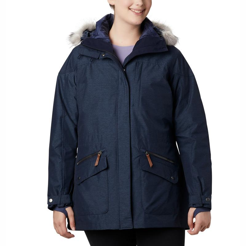 Women ' S Carson Pass 3- In- 1 Interchange Jacket - Plus