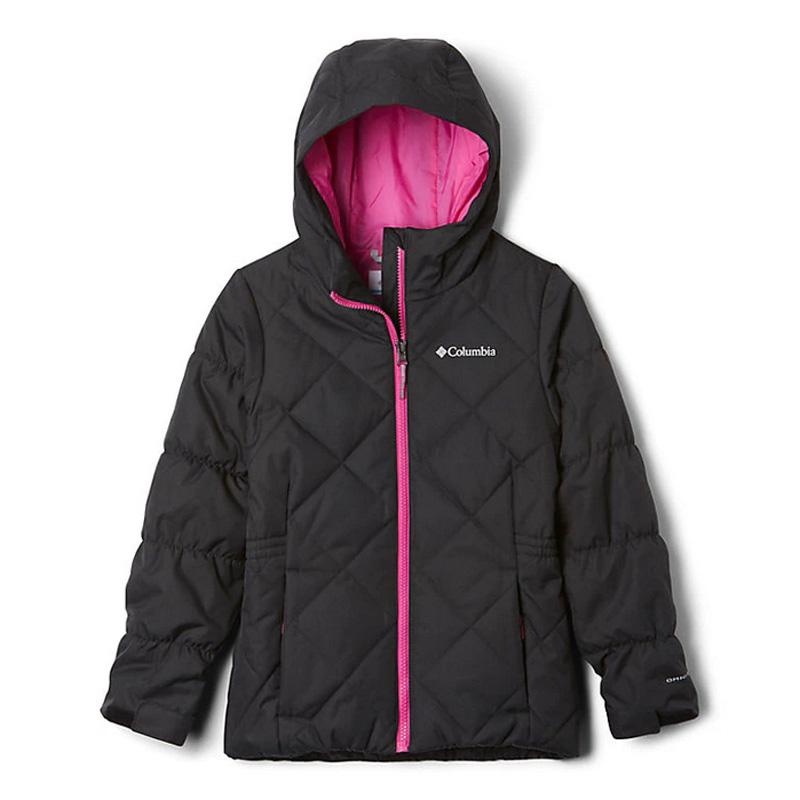 Girls Casual Slopes Jacket