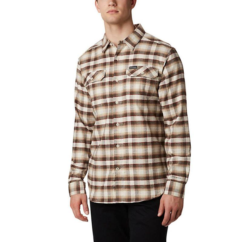 Men's Flare Gun Stretch Flannel Shirt
