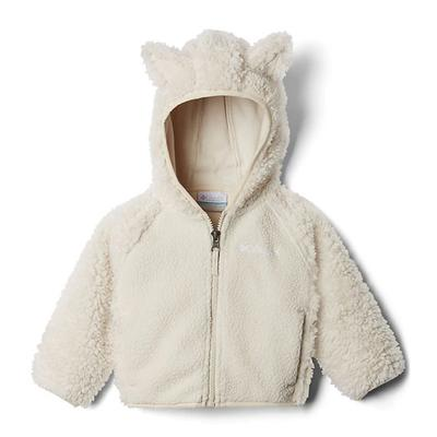 Infant Foxy Baby Sherpa Full-Zip Jacket