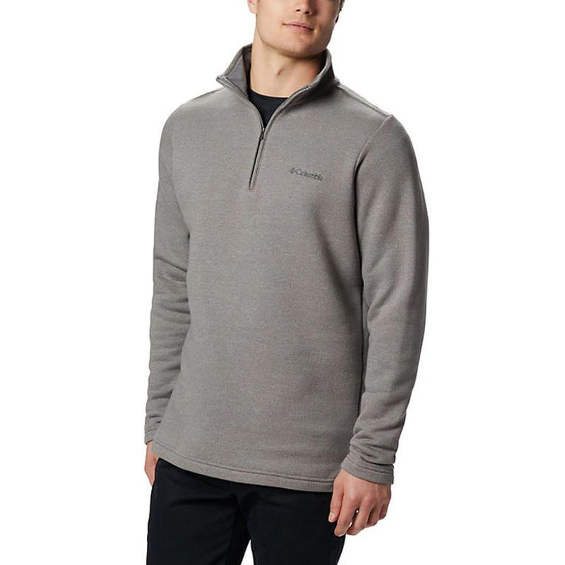 Men's Great Hart Mountain Iii Half Zip Fleece Sweatshirt