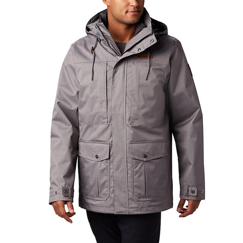Men ' S Horizons Pine Interchange Jacket