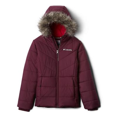 Girl's Katelyn Crest Jacket