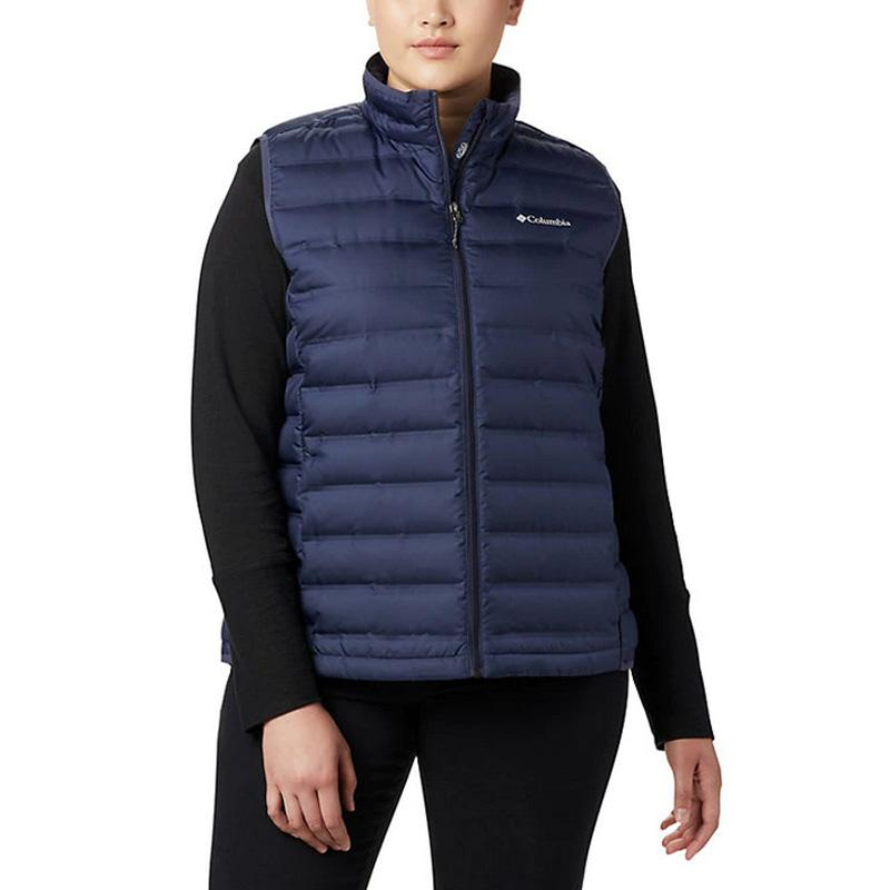 Women's Lake 22 Down Vest - Plus