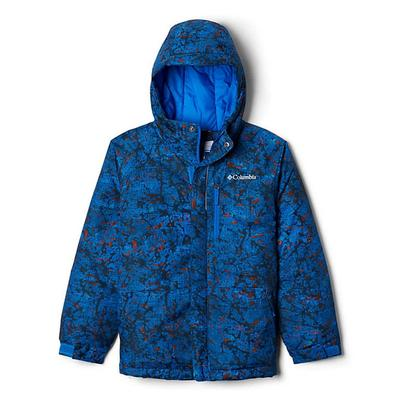Boy's Lighting Lift Jacket