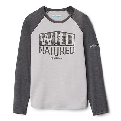 Kid's Outdoor Elements Long Sleeve Shirt