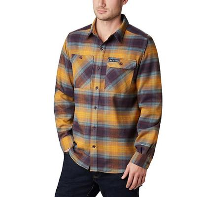 Men's Outdoor Elements Stretch Flannel