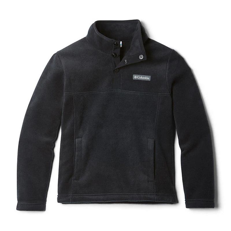 Kid's Steens Mountain 1/4 Snap Fleece Pull- Over