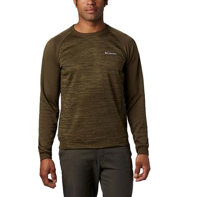 Men's Tech Trail Midlayer Crew Shirt