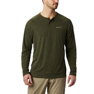 Men's Trail Shaker III Long Sleeve Henley Shirt