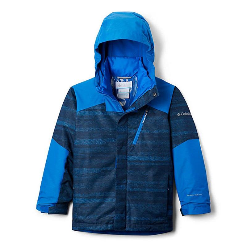 Boy's Whirlibird Ii Interchange Jacket