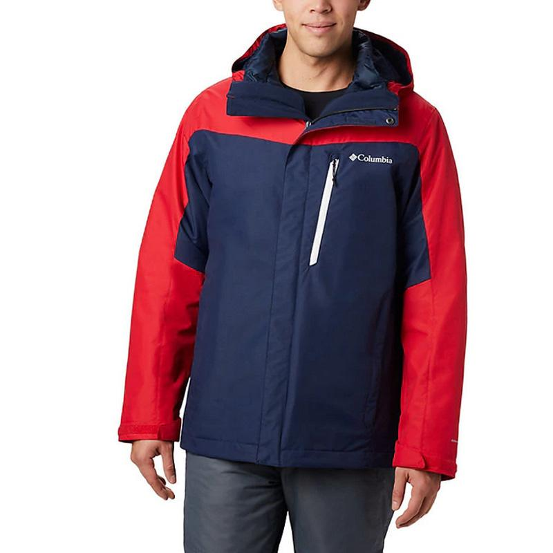 Men's Whirlibird Iv Insulated Interchange Jacket
