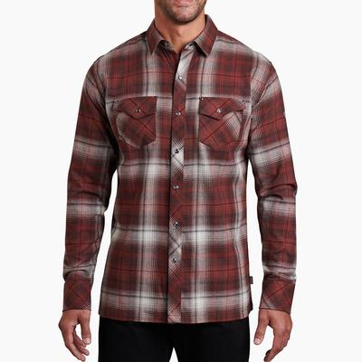 Men's Lowdown Long Sleeve Shirt