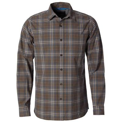 Men's Trouvaille Plaid Long Sleeve Shirt