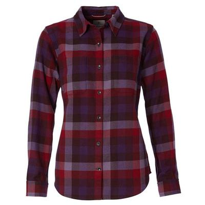 Women's Lieback Flannel Long Sleeve Shirt