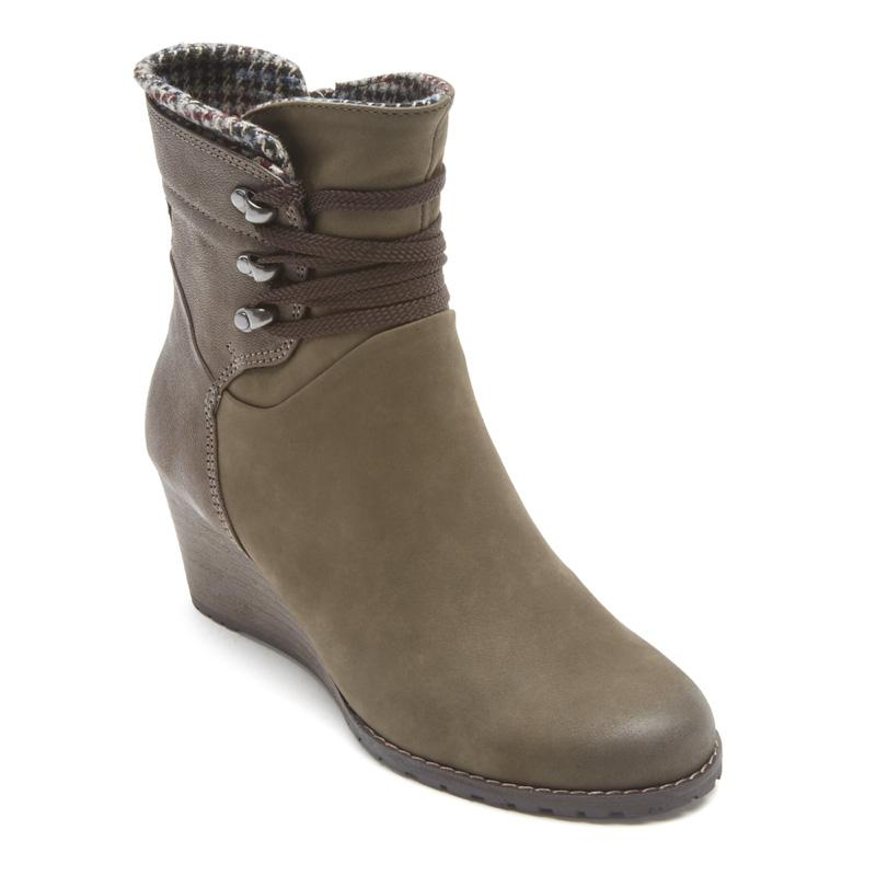 Women's Lucinda Lace- Up Boot