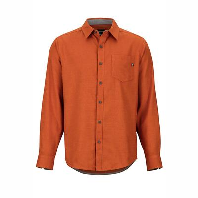Men's Hobson Midweight Flannel Long-Sleeve shirt