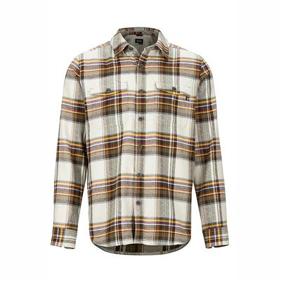 Men's Zephyr Cove Midweight Flannel Shirt