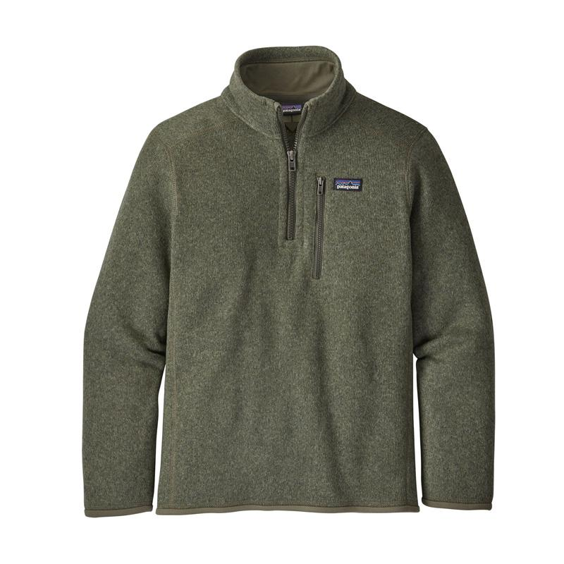 Boy's Better Sweater ® 1/4- Zip Fleece