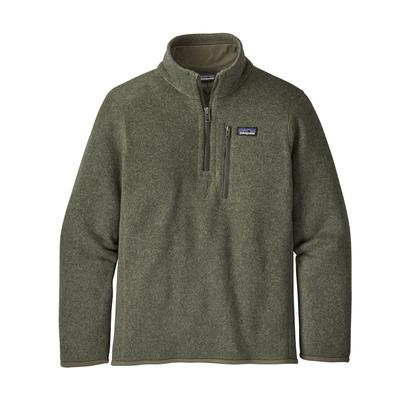 Boy's Better Sweater® 1/4-Zip Fleece