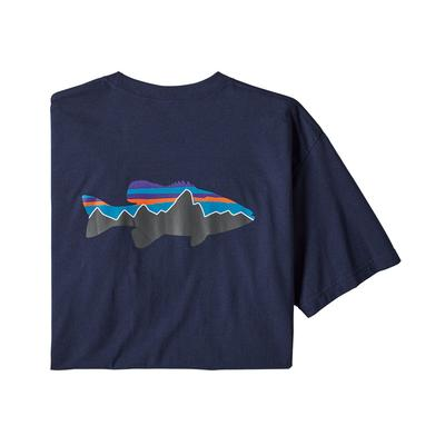 Men's Fitz Roy Smallmouth Responsibili-Tee®