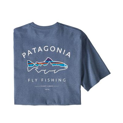 Men's Framed Fitz Roy Trout Responsibili-Tee®