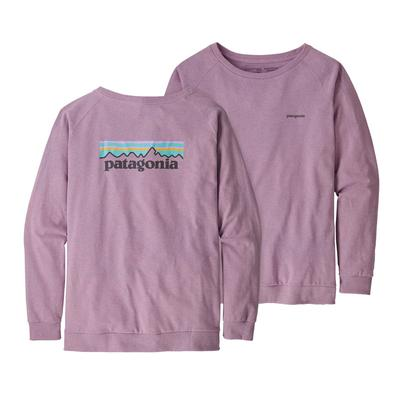 Women's Long-Sleeved Pastel P-6 Logo Responsibili-Tee®