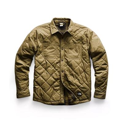 Men's Fort Point Insulated Flannel Jacket