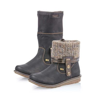 Women's Remonte Sweater Cuff Boot