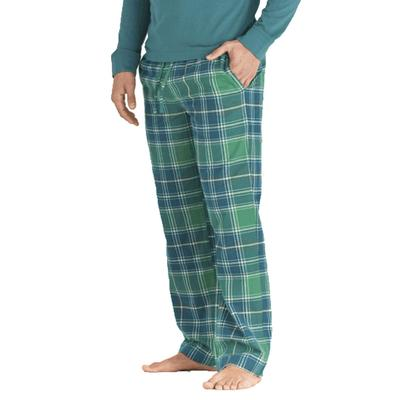 Men's Fresh Pine Plaid Classic Sleep Pant