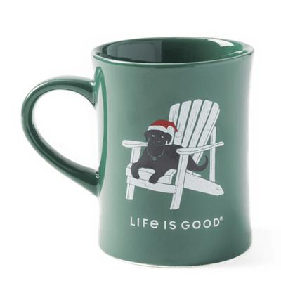 Holiday Dog Days Diner Mug