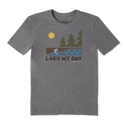 Men's Lake My Day Cool Tee