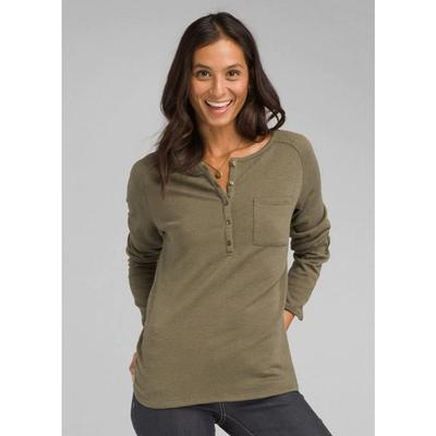 Women's Hensley Henley Top