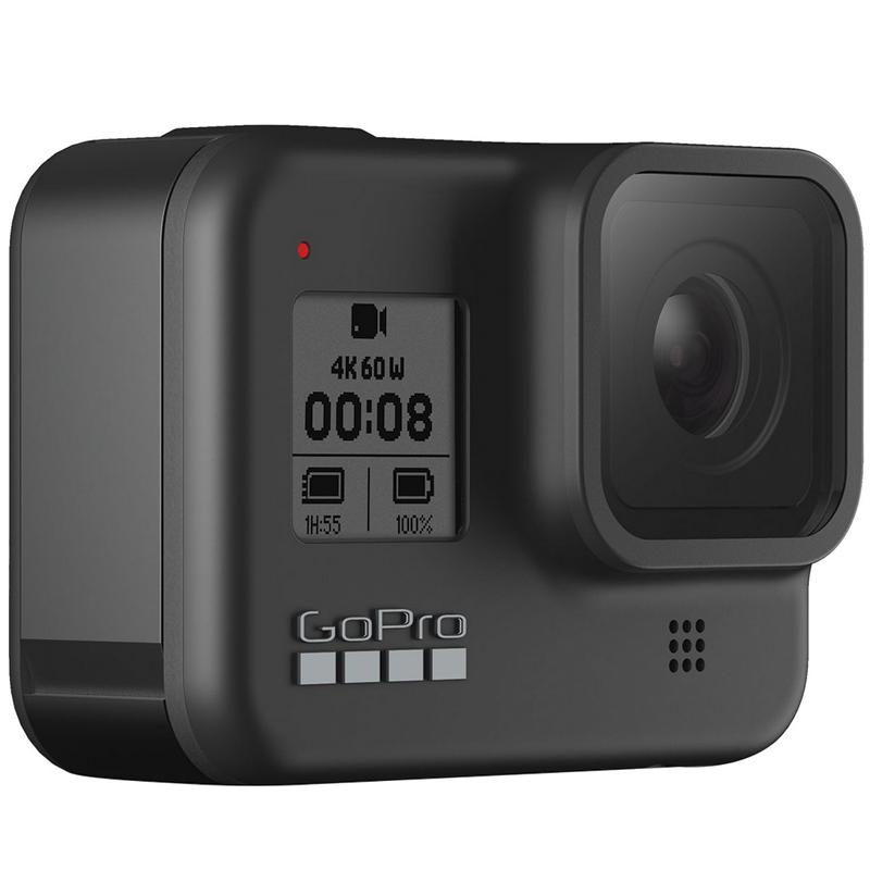 Hero8 Black With Sd Card