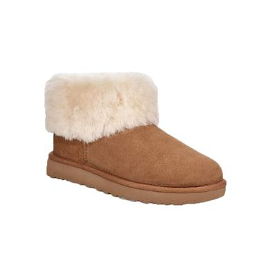 Women's Classic Mini Fluff Boot