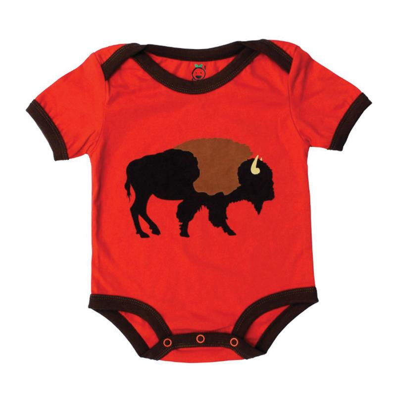 Kids ' Buffalo Bodysuit