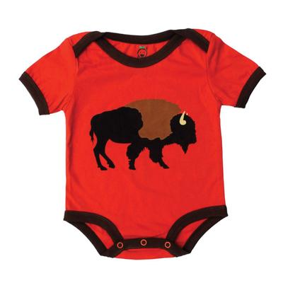 Kids' Buffalo Bodysuit