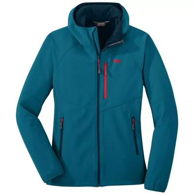 Women's Ferrosi Grid Hooded Jacket