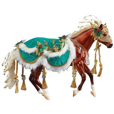 2019 Holiday Horse: Minstrel