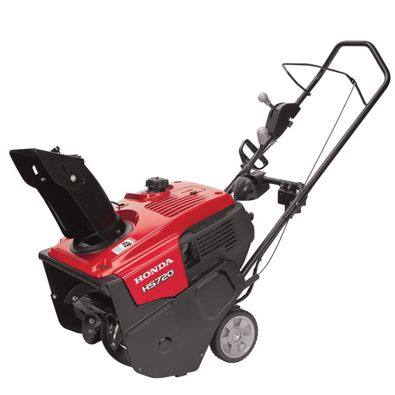 Single Stage 20in Snow Blower Electric Start