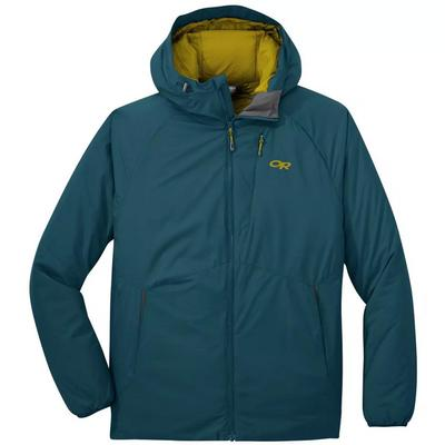 Men's Refuge Hooded Jacket
