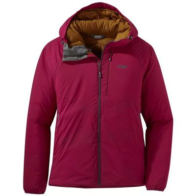 Women's Refuge Hooded Jacket