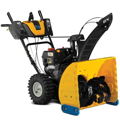 2 STAGE 24IN SNOW THROWER