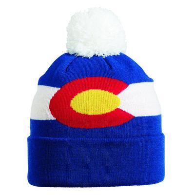 Kid's Great State Pom Beanie