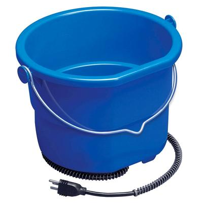 10 Quart Heated Flat-Back Bucket